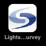 The Lightspeed survey app