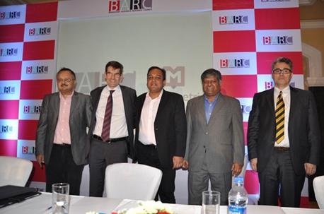 BARC and Mediametrie executives agree a technology partnership