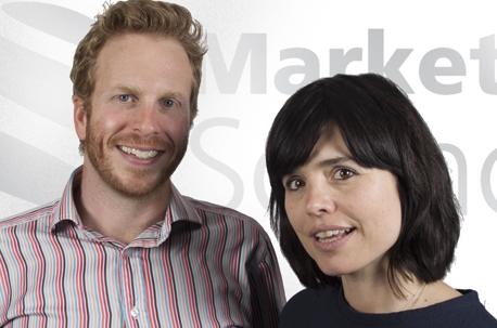 Andy Myers, Marketing Sciences, and Cristina de Balanzo, Walnut